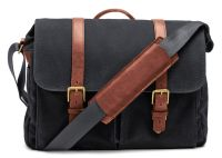 ONA Bag, The Brixton, Canvas, schwarz