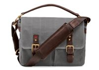 ONA Bag, The Prince Street, Canvas, grau