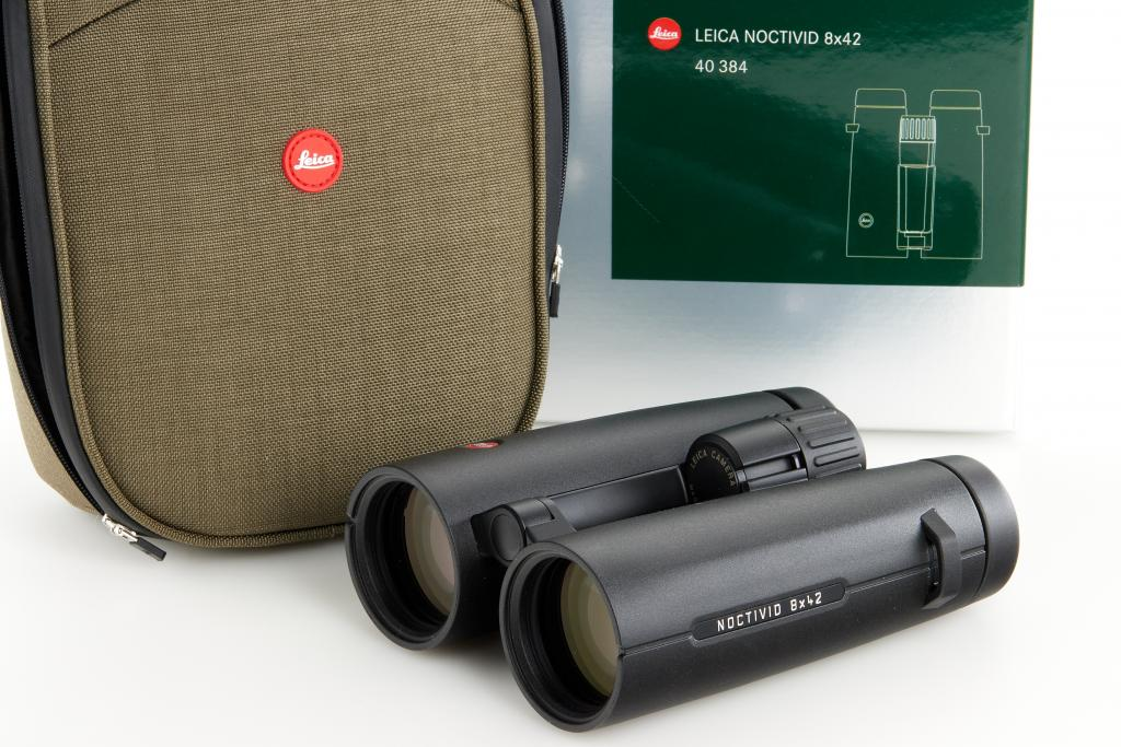 Leica Noctivid 8x42 40384  // like new with full warranty