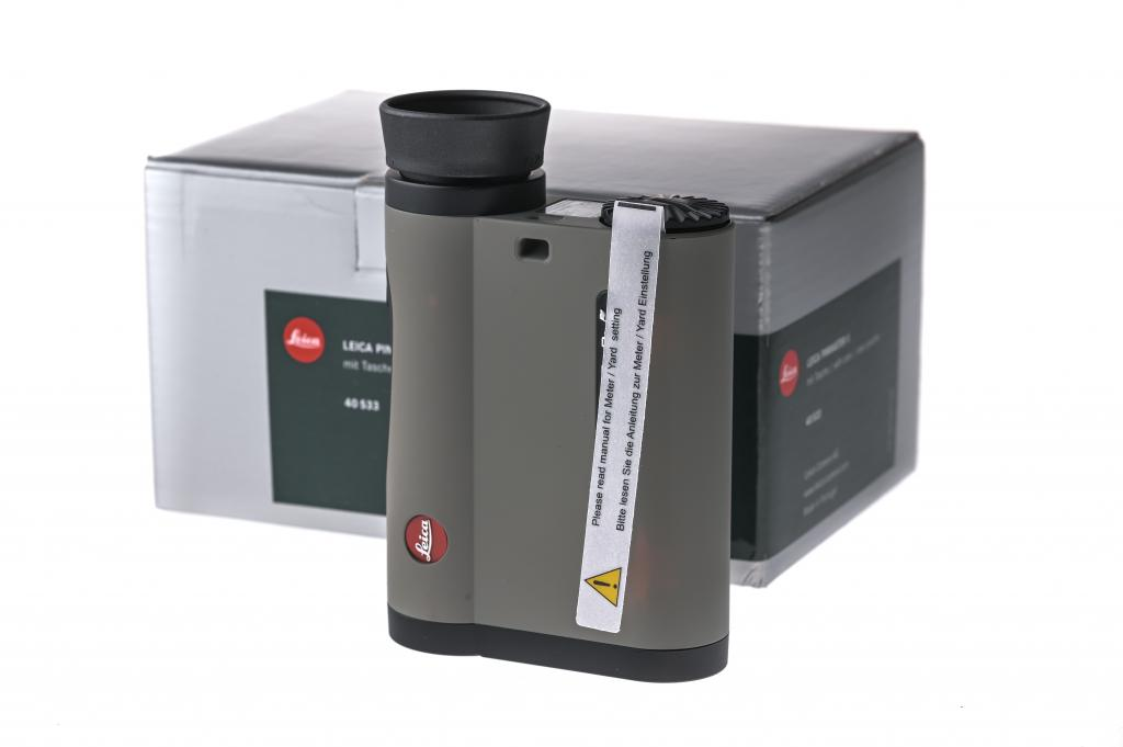 Leica 40533 Pinmaster II - with one year of warranty