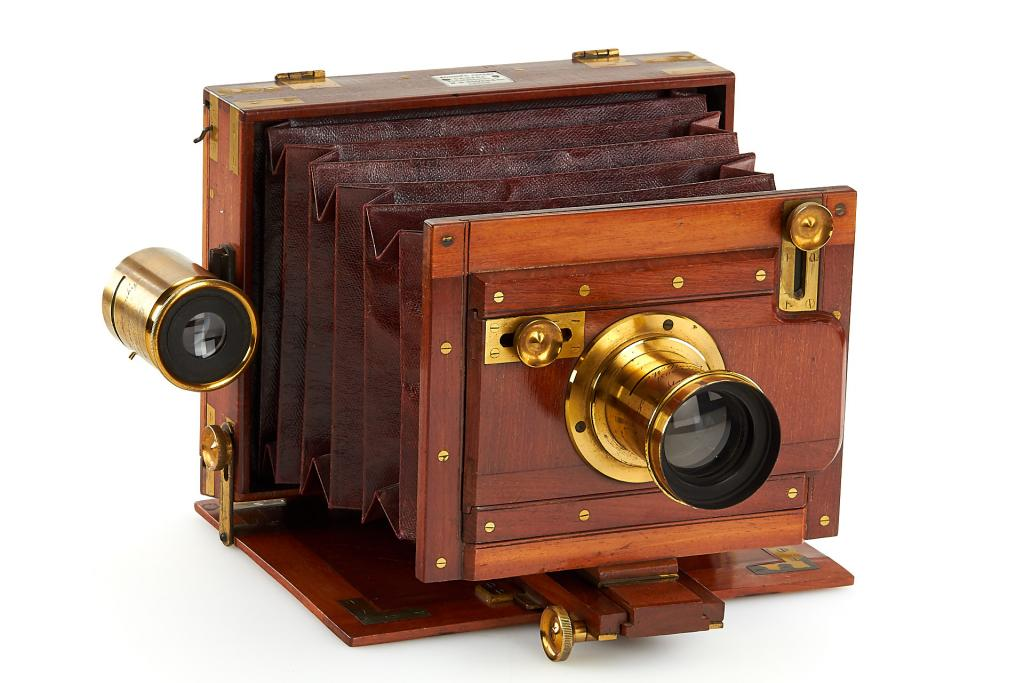 Rouch & Co London Rouch's Patent Camera