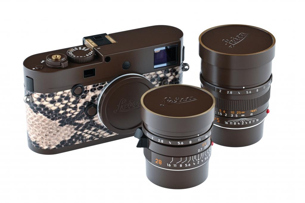 """Leica Monochrome (Typ 246) """"Drifter by Lenny Kravitz"""" Set - Demo with full guarantee"""