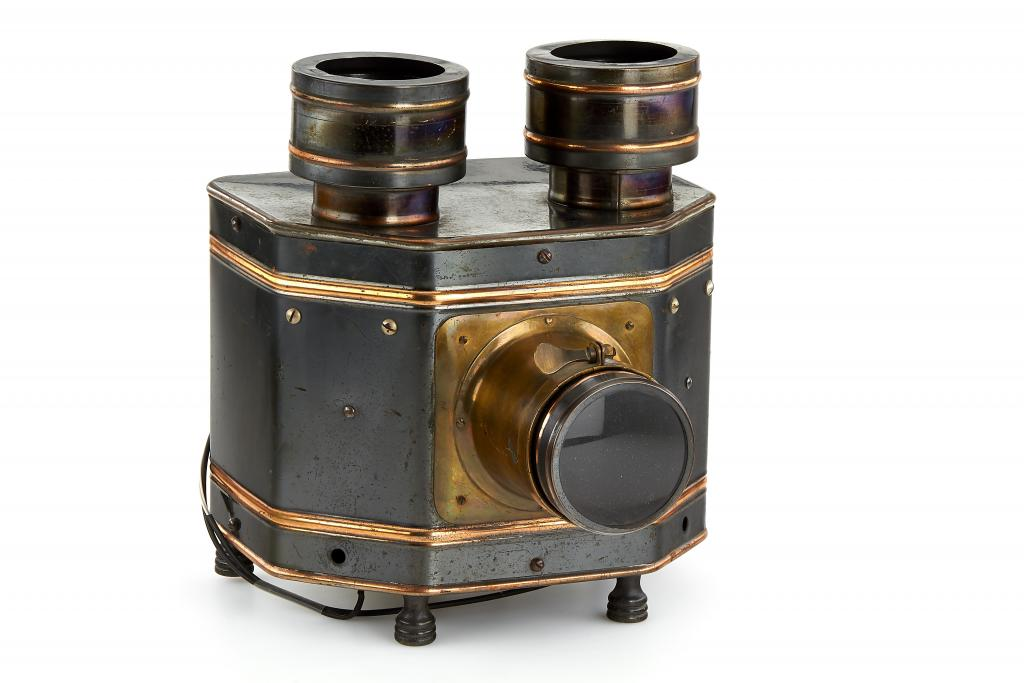 C. White Episcope Projector